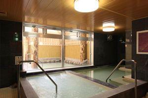 onsen van Hotel Naturwald Furano - Hotel Naturwald Furano - Japan