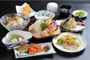 maaltijden van Kitafukuro - Kitafukuro - Japan