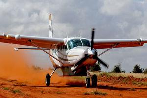 severin air safari - severin air safari - Kenia