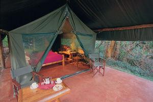 aanzicht - Siana Springs Tented Camp - Kenia