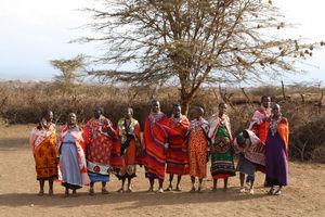 satao elerai village - Amboseli - Kenia