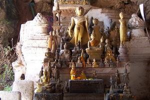 Pak Ou caves - Luang Prabang - Laos