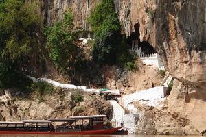 Pak Ou Caves beelden - Pak Ou - Laos