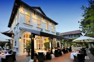 vooraanzicht - Ansara hotel - Vientiane - Laos