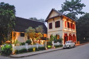 vooraanzicht - 3 Nagas by Alila - Luang Prabang - Laos