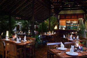 restaurant - Villa Maydou - Luang Prabang - Laos