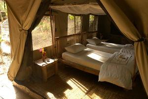 tent Kamu Lodge - Kamu Lodge - Laos