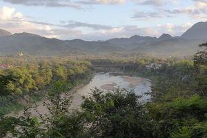 Luang Prabang vanaf Mount Phousi - Luang Prabang - Laos