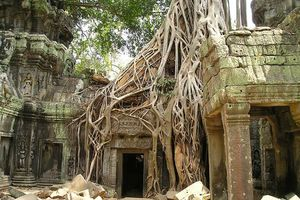 Angkor - Cambodja - Laos