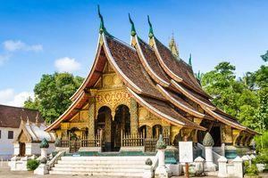 Wat Xieng Thong, Luang - Laos