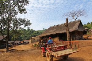 platteland - Noord-Laos - Laos