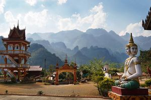 Vang Vieng - Laos - foto: Archief