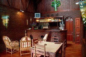 bar - Chambres du Voyageur - Antsirabe - Madagaskar