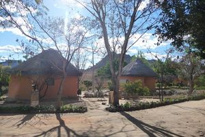 bungalows - Isalo Ranch - Isalo N.P. - Madagaskar