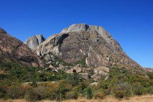 Anja Reserve berg - Anja Reserve - Madagaskar