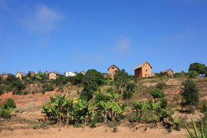 Huisjes Betsileo Walk - Fianarantsoa - Fianarantsoa - Madagaskar