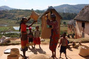 Eten bereiden Betsileo Walk - Fianarantsoa - Fianarantsoa - Madagaskar
