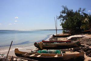 Boten Ifaty - Ifaty - Madagaskar