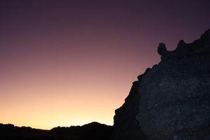 Zonsondergang Isalo - Isalo - Madagaskar