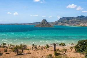 Antsiranana bay strand - Antsiranana Bay - Madagaskar