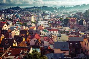 Antananarivo overview - Antananarivo - Madagaskar
