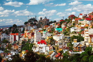 Antananarivo overview 1 - Antananarivo - Madagaskar
