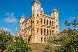 Koninklijk paleis - Antananarivo - Madagaskar