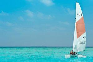 zeilboot - The Beach House - Malediven