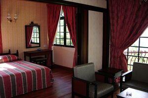 kamer - Strawberry Park Resort - Cameron Highlands - Maleisië