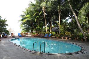 zwembad Sipadan Mabul Resort - Sipadan Mabul Resort - Maleisië