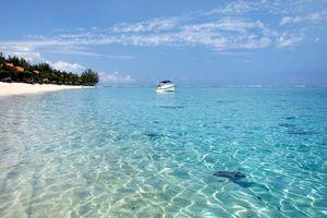 helder water - Mauritius