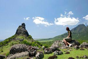 wandelen - Mauritius
