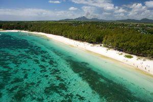 kustlijn - Mauritius