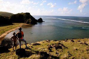wandeling door de natuur - Mauritius