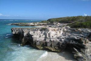 Rotskust Rodrigues - Rodrigues - Mauritius