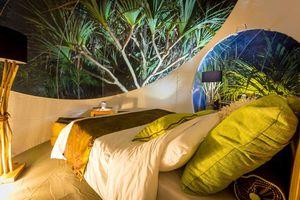 The Bubble Lodge, slaapkamer (1) - The Bubble Lodge - Mauritius