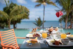 Mystik Life Style Hotel, ontbijt - Mystik Life Style Hotel - Mauritius