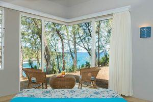 kamer met uitzicht op de oceaan, Andrea Lodge - Andrea Lodge - Mauritius