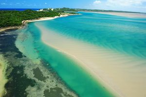 Reef Reserve Machangulo - Machangulo Beach Lodge - Mozambique