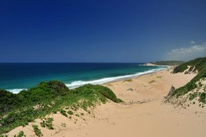 Strand Machangulo Beach - Machangulo Beach Lodge - Mozambique