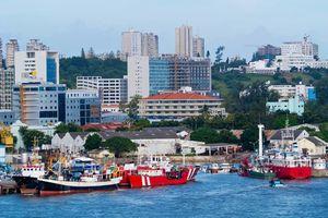Haven van Maputo - Maputo - Mozambique