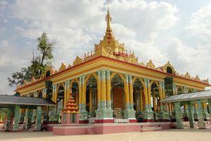Bawgyo Pagode bij Hsipaw - Hsipaw - Myanmar