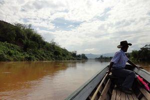 boottocht bij Hsipaw - Hsipaw - Myanmar