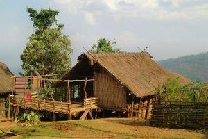 platteland Mindat - Mindat - Myanmar
