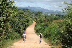 fietsen van Kalaw naar Inle Lake - Kalaw - Myanmar
