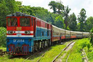 trein Yangon - Yangon - Myanmar