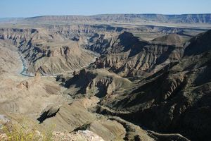 Fish River Canyon - Fish River Canyon - Namibië