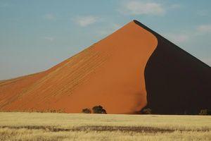 Dune 45 - Sossusvlei Dune 45 - Namibië