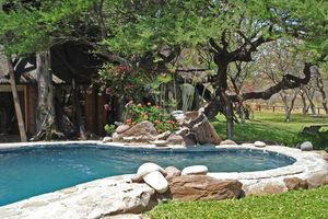 zwembad - Kalahari Bush Breaks - Namibië