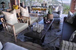 lounge - Dolomite Camp - Namibië